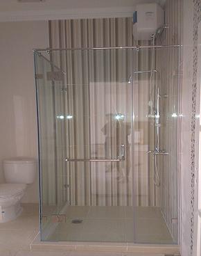 Shower Glass Depok